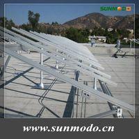 aluminum solar bracket
