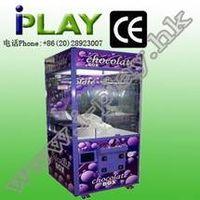 CHOCOLATE CRANE COIN OPERATED AMUSEMENT MACHINE 2014