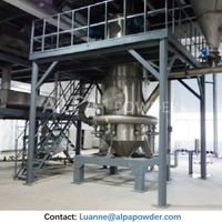 Ultra-Fine Grinding Fluidized Bed Jet Mill thumbnail image