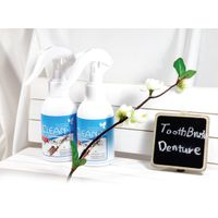 Clean-i toothbrush cleaner