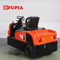 6 ton seated smart electric towing tractor thumbnail image