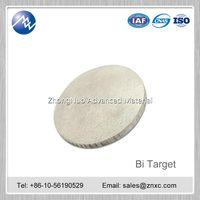 Bismuth Bi Target 99.99%