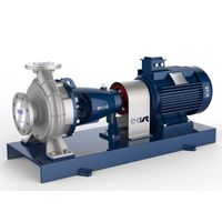 Chemical progress pump