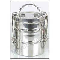 Stainless Steel Meal Container