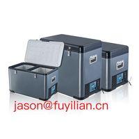 dc 12v car portable fridge freezer refrigerator thumbnail image