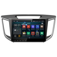 10.2 inch touch screen android car dvd for Hyundai IX25 car