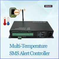 temperature & humidity sensors.