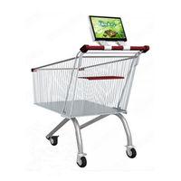 12.1 inch Supermarket Trolley LCD digital signage display thumbnail image