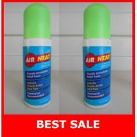 Injure healing  spray for muscle pain relief spray