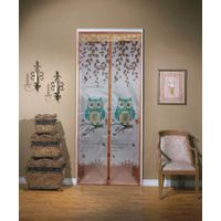 Mosquito curtain screen doors with magnets thumbnail image