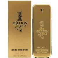 Authentic Paco Rabanne 1 MiLLion 3.4oz 100ml Men Eau de Toilette Original