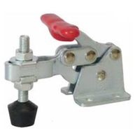 Vertical toggle clamp 13005 150LB 68Kg flanged base hand tool toggle clamp heavy duty toggle clamp