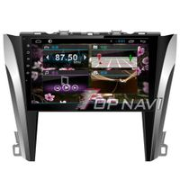 1024*600 10.1inch Android 4.4 Car GPS Player For Toyota Camry 2015 Navigation