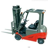 2 ton 4 wheel electric forklift powered pallet truck with AC motor and kinds of after-sales service