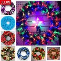 Christmas Decorative Garland Ornament Wreath Christmas Tree