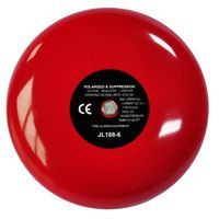"""Hot! 6"""" 2 wire 24V fire alarm bell HS-JL188-6 electric bell thumbnail image"""