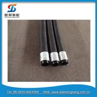 DN1253000mm steel wire Heavy Duty Cement Grouting Rubber Hose thumbnail image