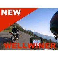 Waterproof Motorcycle GPS Navigator
