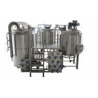 2000l 3000l 4000l 5000l Ale Lager Beer Brewery Equipment