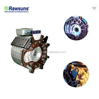 150kw 1000Nm brushless electric car ac motor ev conversion kit for truck boat bus RSTM422