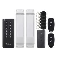 Battery Operated Wireless Access Control/Lock Kit