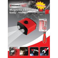 magnetic led light for tools