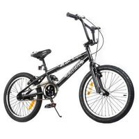 Tauki 20 Inch BMX Freestyle Boy Bike,Black thumbnail image