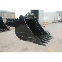 china supplier good quality excavator bucket for 1~45 tonne excavator