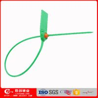 Disposable Plastic Security Lock Strap Seal