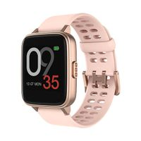 OEM ODM service customized IP68 waterproof smart health watch with CE FCC thumbnail image