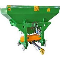 fertilizer spreader 600 lt