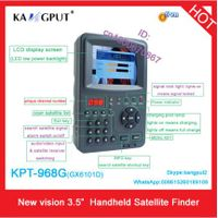 3.5Inch TFT LED Handheld  HD signal test Satellite Finder