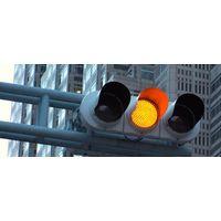 Traffic signal LED light thumbnail image