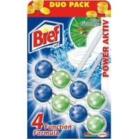 Bref Power Active 2x50g