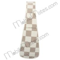 Checkered Pattern HD Stereo Headphone For iPhone/Samsung/Blackberry