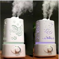 1500ML Ultrasonic Aroma Diffuser Humidifier Aromatherapy Air Purifier Mist with 7 Auto Colors Changi thumbnail image