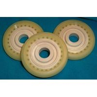 PU Friction Discs for Texturizing Machines