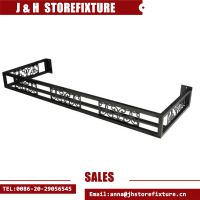Fashion design shop decorative wall shelf