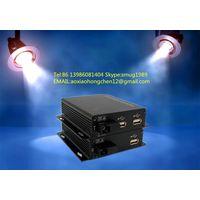 New USB 3.0 Fiber Optic Extender for 1CH 5G usb3.0 signal over 1/2 SM/MM fiber to 250m for industria