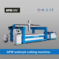 CE approval good performance cnc water cutter
