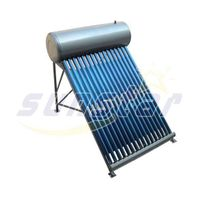 Non-Pressure Solar Water Heater [Stainless steel]-SS