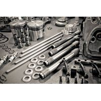 Precision CNC machined part applied in motorcycle and automotive industry