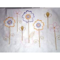 Textile Embroidery for Bedclothes thumbnail image