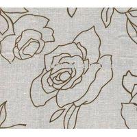 CVC 50/50 grey fabric thumbnail image