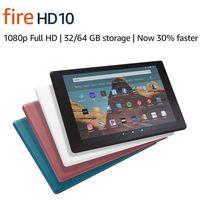 "Fire HD 10 Tablet (10.1"" 1080p full HD display, 32 GB) - Black thumbnail image"