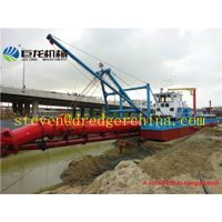 Julong JLCSD450,Most Competitive Chinese 18 Inch Cutter Suction Dredger