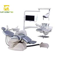 Durable in use dental chair unit equipment YD-A3e