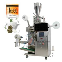 Automatic small tea bag filter paper tea powder sachet pouch packing machine thumbnail image