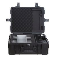 Charging Station for iPad & Tablet - iPad Cart with Backup Lithium Battery thumbnail image