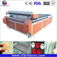 100W Reci Laser engraving cutting Machine for cloth thumbnail image